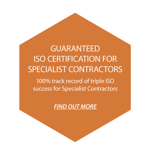 Guaranteed ISO Certification