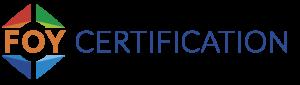 Foy Certification Logo