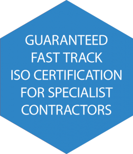 fast track iso certification