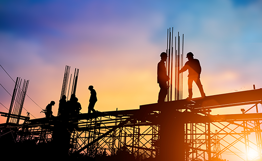 ISO certification construction